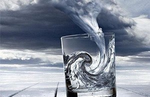 La tempesta in un bicchiere