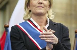 """Il """"fenomeno"""" Marine Le Pen"""