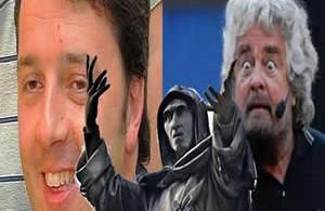 Renzi vs Grillo: due Savonarola a confronto