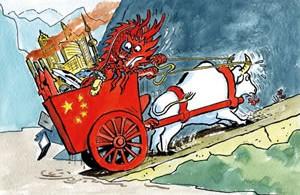 Economia: il pericolo arriva dalla Cina