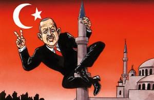 La lunga notte di Erdoğan