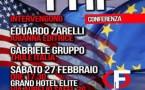 Conferenza del 27 Febbraio a Bologna