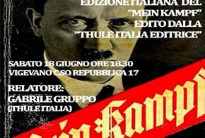 Conferenza 18 Giugno; Vigevano (Pv)