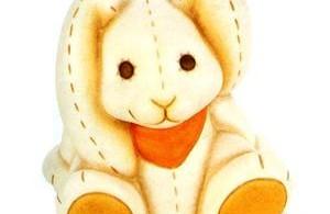 Attenzione al coniglio di pezza