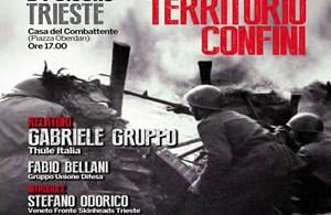 Conferenza a Trieste: Identità, Territorio, Confini