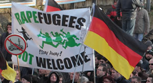 "Pillole di etnomasochismo: ""refugees welcome"""