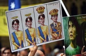 Aung San Suu Kyi; la fine di una stella del pacifismo